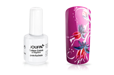 Jolifin Carbon Colors UV-Nagellack pure-fuchsia 11ml