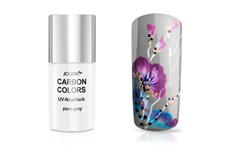 Jolifin Carbon Colors UV-Nagellack pure-grey 11ml
