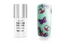 Jolifin Carbon Colors UV-Nagellack light mint 11ml