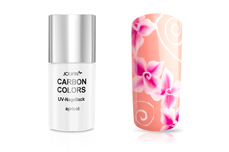 Jolifin Carbon Colors UV-Nagellack apricot 11ml