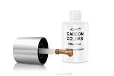 Jolifin Carbon Effect-Coat bronze glimmer 14ml