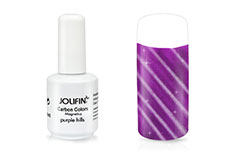 Jolifin Carbon Quick-Farbgel Magnetics purple hills 11ml