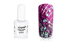 Jolifin Carbon Colors UV-Nagellack purpure 11ml