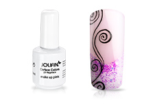 Jolifin Carbon Colors UV-Nagellack make up pink 11ml