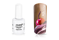 Jolifin Carbon Colors UV-Nagellack cappuccino 14ml