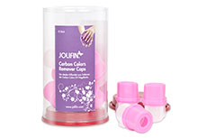 Jolifin Carbon Colors Remover Caps 10 Stk.