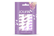 Jolifin Jolly Nailart Tattoo 1 purple