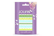 Jolifin Jolly Nailart Tattoo 2 green