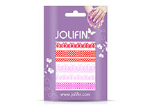Jolifin Jolly Nailart Tattoo 2 pink