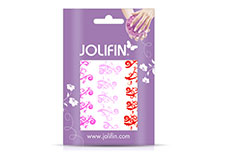 Jolifin Jolly Nailart Tattoo 3 pink