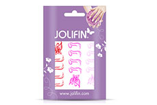 Jolifin Jolly Nailart Tattoo 4 pink