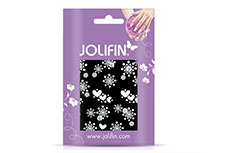 Jolifin Nailart Wedding Sticker Nr. 1