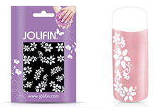 Jolifin Nailart Wedding Sticker Nr. 2