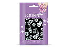 Jolifin Nailart Wedding Sticker Nr. 5