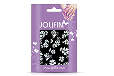 Jolifin Nailart Wedding Sticker Nr. 7