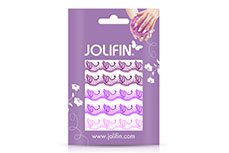 Jolifin Jolly Nailart Tattoo 5 purple