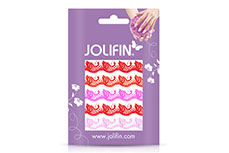 Jolifin Jolly Nailart Tattoo 5 pink