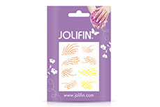 Jolifin Jolly Nailart Tattoo 6 yellow