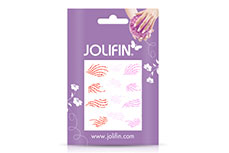 Jolifin Jolly Nailart Tattoo 6 pink