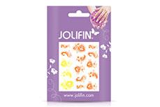 Jolifin Jolly Nailart Tattoo 7 yellow