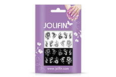 Jolifin Jolly Nailart Tattoo 7 black