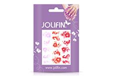 Jolifin Jolly Nailart Tattoo 7 pink