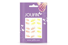 Jolifin Jolly Nailart Tattoo 8 yellow