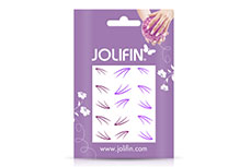 Jolifin Jolly Nailart Tattoo 8 purple