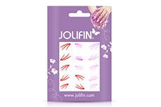 Jolifin Jolly Nailart Tattoo 8 pink