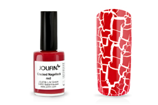Jolifin Cracked Nagellack red 14ml