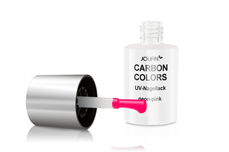 Jolifin Carbon Quick-Farbgel - neon pink 11ml