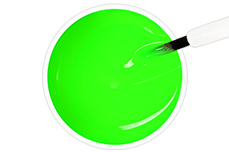 Jolifin Carbon Quick-Farbgel - neon green 14ml