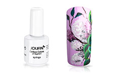 Jolifin Carbon Colors UV-Nagellack syringa 11ml