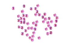 Jolifin Nailart Stones ultradünn pink irisierend