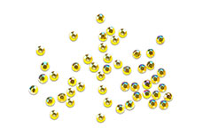 Jolifin Nailart Stones ultradünn gelb irisierend