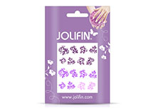 Jolifin Jolly Nailart Tattoo 9 purple