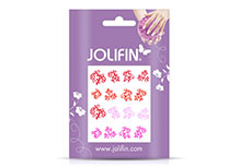 Jolifin Jolly Nailart Tattoo 9 pink