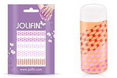 Jolifin Jolly Nailart Tattoo 10 pink