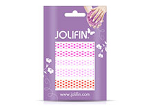 Jolifin Jolly Nailart Tattoo 10 pink
