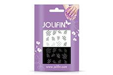 Jolifin Jolly Nailart Tattoo 12 black
