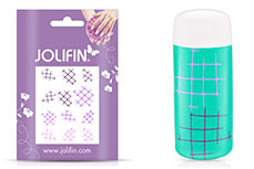 Jolifin Jolly Nailart Tattoo 12 purple