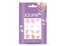 Jolifin Jolly Nailart Tattoo 12 pink