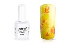 Jolifin Carbon Quick-Farbgel - lemon 11ml