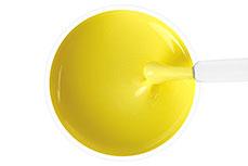 Jolifin Carbon Quick-Farbgel - lemon 11ml