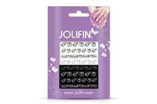 Jolifin Jolly Nailart Tattoo 13 black
