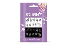 Jolifin Jolly Nailart Tattoo 14 black