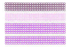 Jolifin Jolly Nailart Tattoo 15 purple