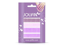Jolifin Jolly Nailart Tattoo 15 purple