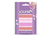 Jolifin Jolly Nailart Tattoo 15 pink