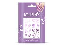 Jolifin Jolly Nailart Tattoo 16 purple
